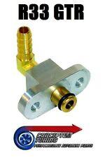 Kraftstoffzuteiler Adapter Für FPR Kraftstoff Druck Regler für R33 GTR Skyline