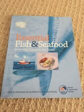 Essential Fish And Seafood Cook Recipe Book From The Ocean To The Table M&s