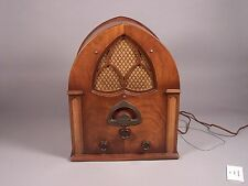 Vintage Atwater Kent Model 84 Cathedral Radio from 1931
