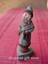 "Sarah's Attic ""Long Journey Santa"" Mini figurine #3192 w/Coa Rare!"