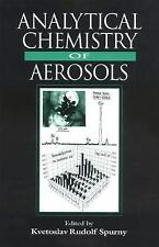 Analytical Chemistry of Aerosols: Science and Technology-ExLibrary