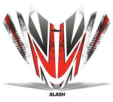 AMR RACING SLED HOOD WRAP GRAPHIC DECAL ARCTIC CAT M7 M8 SNOWMOBILE PART SLASH R