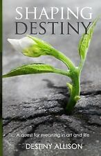 Shaping Destiny: A quest for meaning in art and life by Allison, Destiny