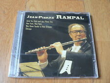 Rampal / Bolling  : Suite for Flute & Jazz Piano Trio - Chicago - CD NEUF SEALED