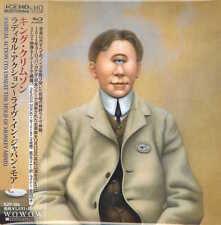 KING CRIMSON-RADICAL ACTION-JAPAN MINI LP 2CD+Blu-Ray M37