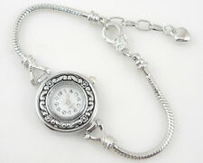 "1pcs Charm Watch Bracelet Fit European Bead 20cm/7.86"" #WP5"