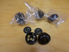 OLD style lamp PLUGS......BLACK.....OAK Design , NEW , lamp parts