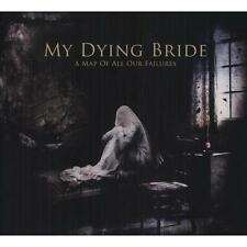 MY DYING BRIDE-A Map Of All Our Failures VINYL LP NEW