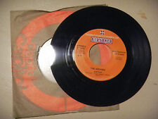 THE ARCHIES  jingle jangle / justine  45