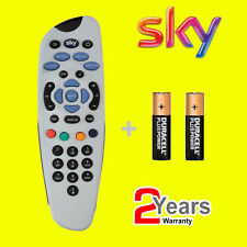 Original Genuine Replacement Remote Control Sky Digital & TV Sky SKY101 Grey