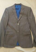 Mens M&S collection  slimfit  suit 34r chest rrp £129