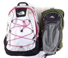 The North Face Jester II Lot of 2 Camping/Hiking Day Pack, Hydration Pack [SH522