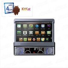 XTRONS D766A AUTORADIO 1 DIN GPS ANDROID 4.4.4 QUAD-CORE WIFI 3G USB TV DIGITALE