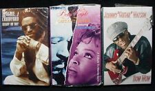 R & B Cassette Tape Singles Lot Of 3 Johnny Watson Hughie Crawford Betty Wright