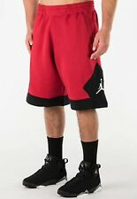 "NIKE - Air Jordan - Varsity Fleece NBA Shorts Red/Black - Size XL -$60 - 38""-40"""