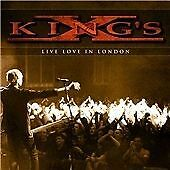 KING'S X - LIVE LOVE IN LONDON - 2010 INSIDE OUT GERMAN 2xCD