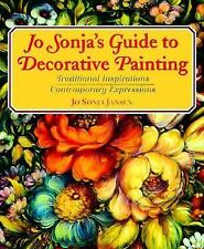 Jo Sonja's Guide to Decorative Painting: Traditional InspirationsConte-ExLibrary