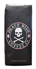 Death Wish Coffee Company (Official) - Worlds Strongest : 1 Pound Ground