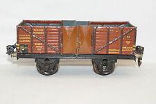 Märklin Spur 0 offener Güterwagen mit Türen 17710 Ladetüren