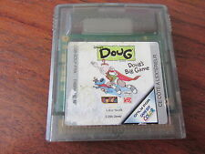 DISNEY'S  DOUG         -----   pour GAME BOY COLOR