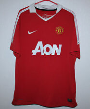 Manchester United England home shirt 10/11 Nike Rooney Giggs