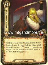 Lord of the Rings LCG - 1x Unerwarteter Hieb  #004 - Der Rothornpass