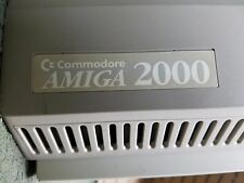 Vintage (Still Working) Amiga Commodore 2000 Computer