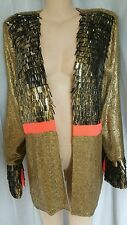 NEW Sass & Bide Limited Edition 'Start Today' Jacket Size 42 Aus Uk 12 - $2,500