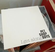Pet Shop Boys I get along promo 1 traccia
