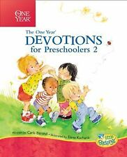 Little Blessings: The One Year Devotions for Preschoolers 2 by Carla Barnhill...