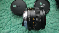 SUN 2.5 28MM EXTRA WIDE LENS FOR PENTAX FILM OR DIGITAL EXCELLENT CONDITION