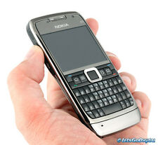 Nokia E71 Smartphone Imported grey color