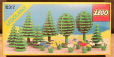 LEGO Classic Town 6317 TREES and FLOWERS LEGOLAND  New Sealed
