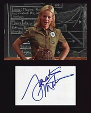 Samantha Mathis - LOST - The Strain - Autogramm - Signed - Original