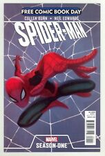 Free Comic Book Day 2012 Spider-Man: Season One #1 Marvel Comics - Origin Story