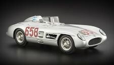 Mercedes-Benz 300 SLR, 1955 Mille Miglia, #658- Ltd Ed of 2000 by CMC  M-117