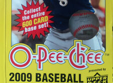 2009 O-Pee-Chee Baseball Cards U-Pick - (10)