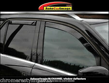 WEATHER TECH IN-CHANNEL RAIN GUARDS FOR TOYOTA HIGHLANDER  2001-2007
