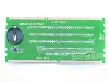 Sintech PC Desktop Mainboard Board DDR 2/DDR 3 RAM Memory Slot tester card