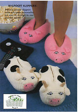 Animal Zapatillas Crochet Patrón 99P