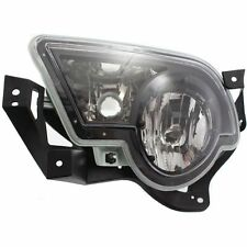 Clear Lens Fog Light For 2002-06 Chevy Avalanche 1500 LH W/ Body Cladding CAPA