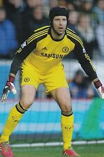 Football Photo PETR CECH Chelsea 2013-14