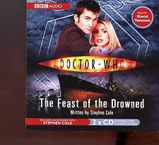 Doctor Who / The Feast Of The Drowned - BBC Audio Book - 2CD