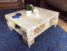 Upcycling Palettentisch Tisch Europaletten Massiv EPAL Shabby Chic Couchtisch