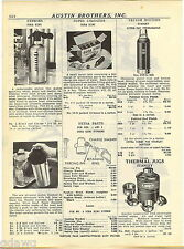 1940 ADVERT Soda King Syphon Sparkling Water