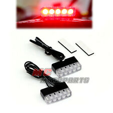 Foot Pegs LED Rear Brake Light For Monster S2R S4 S4R S 695 796 1100 ST 2 3