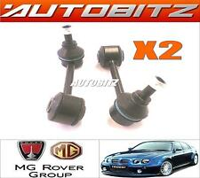 FITS ROVER 75,MG ZT,SALOON,ESTATE,REAR STABILISER LINK BARS O.E.QUALITY