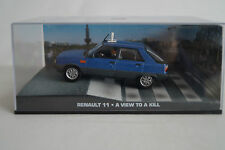 Modellauto 1:43 James Bond 007 Renault 11 *a view to a kill Nr. 53