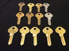 Master Lock by Star & Ilco M10 & M8 Key Blanks, Set of 13- Locksmith
