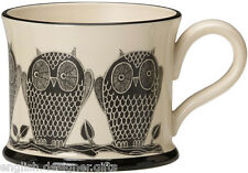 NEW Moorland Pottery Owl Mug - Gift Boxed